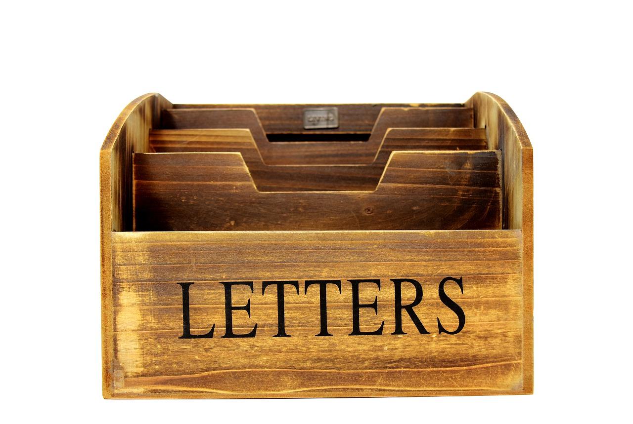 boîtes à lettres collectives en copropriété